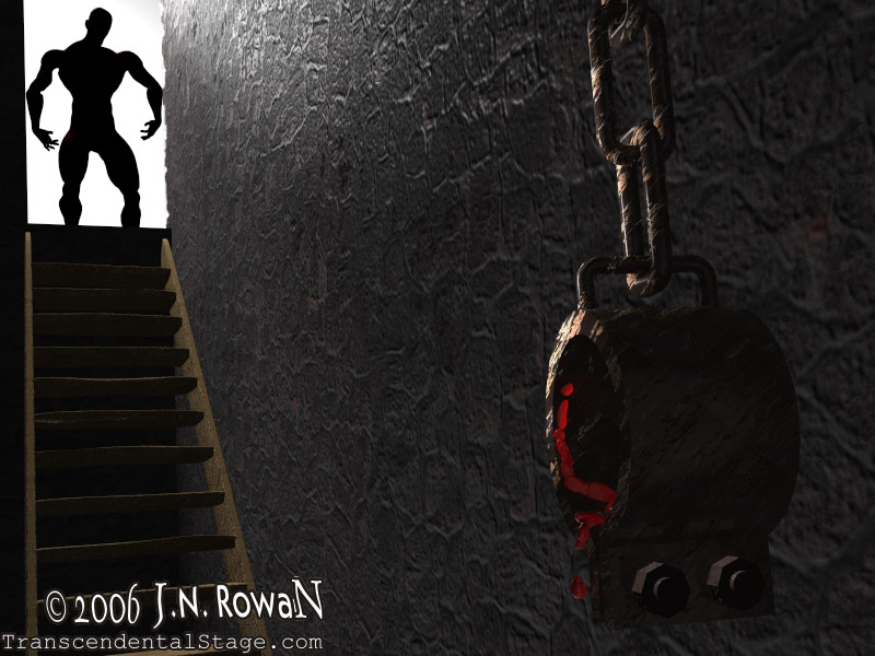 Shackled in Shadows #1